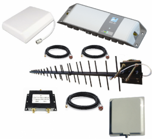 CEL-FI CELLULAR SIGNAL BOOST HOME PACK 3