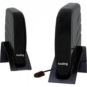 HEALING 5.8 ghz WIRELESS COMPOSITE AV SENDER/ RECEIVER KIT
