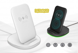 SANSAI 10W WIRELESS CHARGING STAND