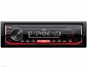 JVC MULTIMEDIA TUNER WITH BLUETOOTH