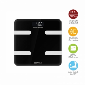 MBEAT ACTIVIVA B/TOOTH PERSONAL SCALES