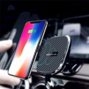 NILLKIN DASH MOUNT MAGNETIC IN-CAR QC FAST CHARGE WIRELESS CHARGER