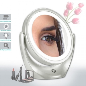 SANSAI LED LIGHT MAKE UP MIRROR