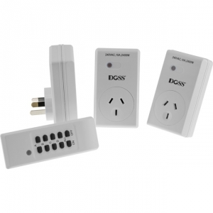 DOSS REMOTE AC POWER CONTROLLER