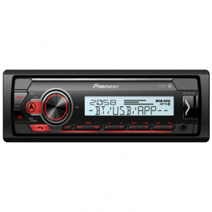 PIONEER MECHLESS MARINE RECEIVER WITH BLUETOOTH