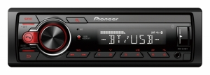 PIONEER MULTIMEDIA TUNER WITH BLUETOOTH HEAD UNIT