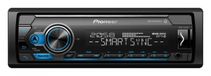 PIONEER MULTIMEDIA TUNER WITH DUAL BLUETOOTH HEAD UNIT