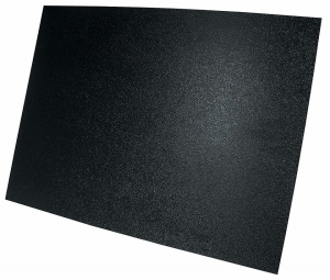 DNA BLACK ABS PLASTIC SHEET 381MM X 508MM X 3.18M - Large