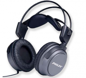 PHILEX PRO SERIES OVER EAR DIGITAL HEADPHONES