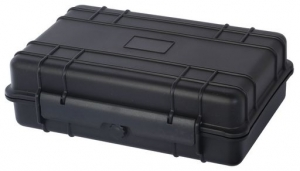 PROTEC RUGGED CARRY CASE 246x175x77mm - BLACK