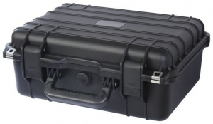 PROTEC RUGGED CARRY CASE 420x327x172mm - BLACK