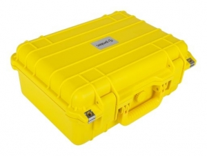 PROTEC RUGGED CARRY CASE 420x327x172mm - YELLOW