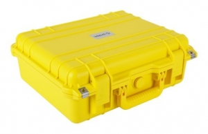 PROTEC RUGGED CARRY CASE 430x380x154mm - YELLOW