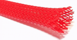 EXPANDA-SLEEVE 16MM BRAIDED CABLE FLEX RED - 30M
