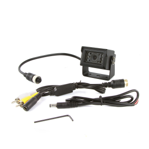 DNA HEAVY DUTY COMPACT CCD CAMERA - PAL