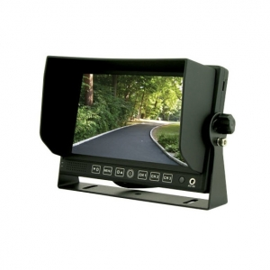 DNA 7 INCH HEAVY DUTY 4CH REAR VIEW MONITOR