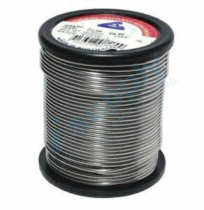 CONSOLIDATED ALLOYS 500G SOLDER - 0.91MM