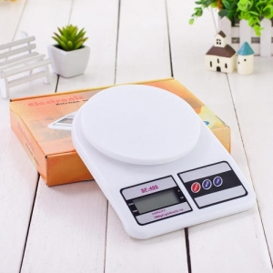 10KG BATTERY POWERED ELECTRONIC KITCHEN SCALES