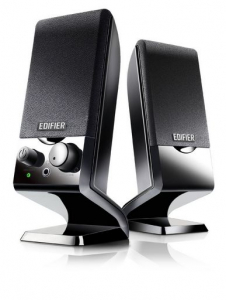 EDIFIER USB POWERED SPEAKER SYSTEM - BLACK