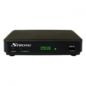 STRONG HD DIGITAL SET TOP BOX WITH RECORD FUNCTION VIA USB