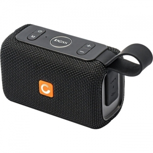 DOSS IPX6 WATERPROOF 6W RUGGED BLUETOOTH SPEAKER - BLACK