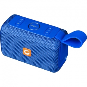 DOSS IPX6 WATERPROOF 6W RUGGED BLUETOOTH SPEAKER - BLUE