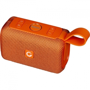 DOSS IPX6 WATERPROOF 6W RUGGED BLUETOOTH SPEAKER - ORANGE