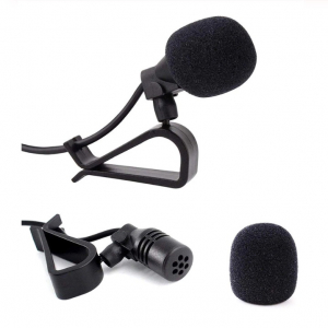 WESTEC HANDSFREE CAR STEREO MICROPHONE - 2.5MM