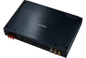 KENWOOD X-SERIES 5 CHANNEL HI-RES CLASS D POWER AMPLIFIER