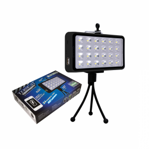 TOMCAT 5W POWER LIGHT BRICK INCLUDING TRIPOD STAND