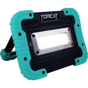 TOMCAT RECHARGEABLE 10W FLOODLIGHT AND POWERBANK