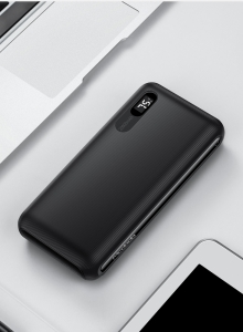 MCDODO 20,000 MAH DUAL USB AND TYPE-C POWER BANK WITH DIGITAL DISPLAY